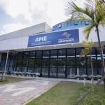 O governador Geraldo Alckmin participou da inauguração do AME de Amparo Foto: Mastrangelo Reino/A2img